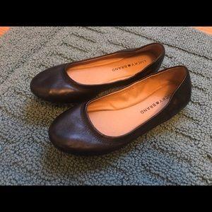 Lucky brand black Emmie ballet flats
